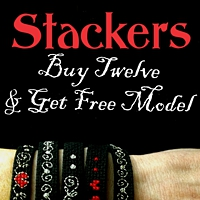 Buy 12 Stackers Get free model